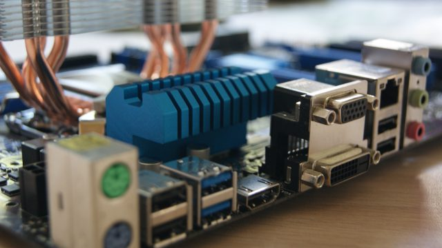 Computer Hardware<br>& Repairs